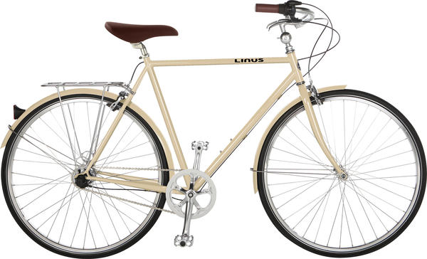 Linus Roadster Sport Color: Almond