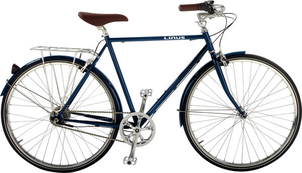 Linus Roadster 8 Color: Metallic Blue