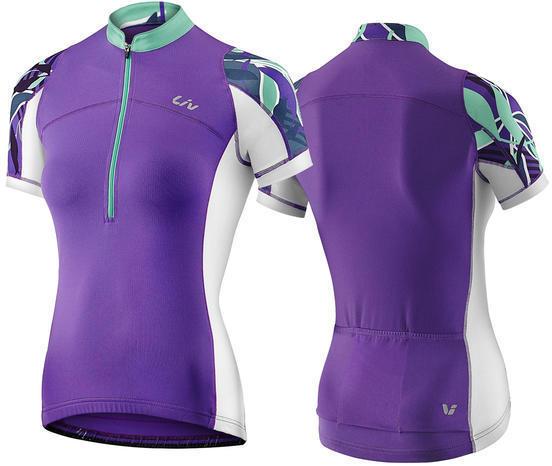 Liv Aqua Short Sleeve Jersey