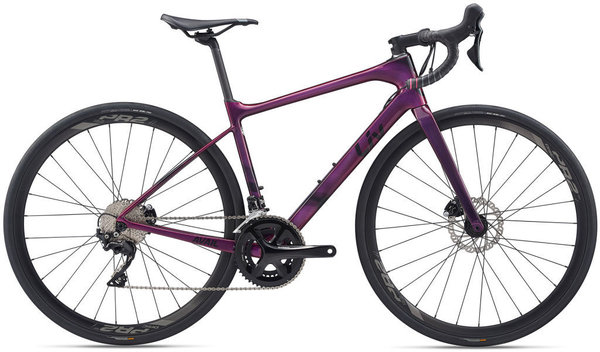 Liv Avail Advanced 2 Color: Chameleon Plum