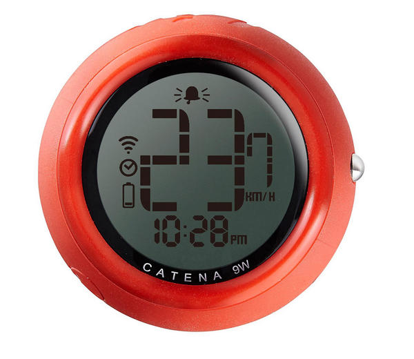 Liv Catena 9W Wireless Computer Color: Red