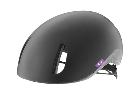 Liv Civita Helmet Color: Black