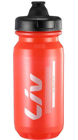 Liv Cleanspring Water Bottle Color | Size: Red/Silver | 20 oz
