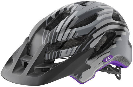 Liv Coveta Helmet Color: Tonal Charcoal