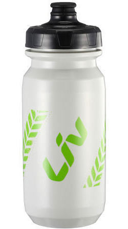 Liv Doublespring Water Bottle Color: Grey/Green
