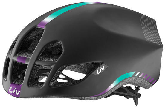 Liv Extima Helmet Color: Matte Black