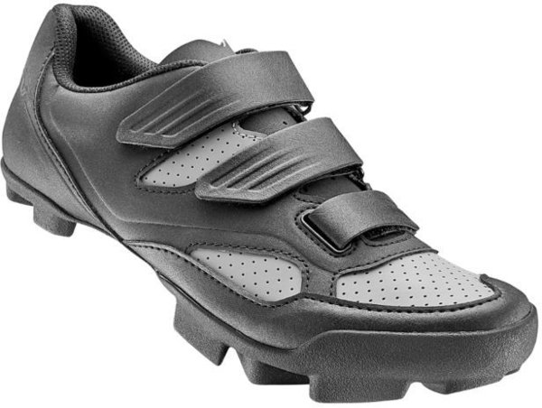Liv Fera 2 Off-Road Shoe Color: Black/Grey