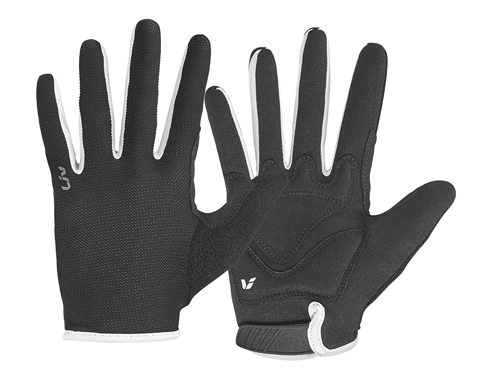 Liv Franca Long Finger Gloves - Women's Color: Black
