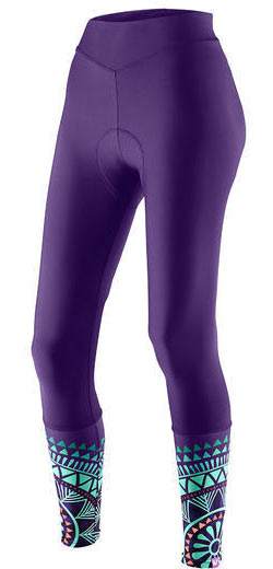 Liv Izzy Leggings Color: Purple