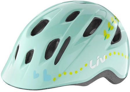 Liv Lena Infant Helmet Color: Aqua