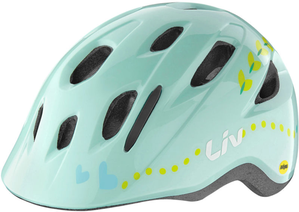 Liv Lena Youth Helmet Color: Aqua