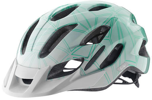 Liv Luta Helmet Color: Green