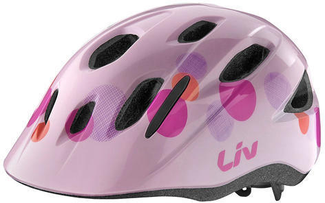 Liv Musa Toddler Helmet Color: Pink