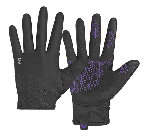 Liv Norsa Lite Cool Weather Gloves - Women's Color: Black