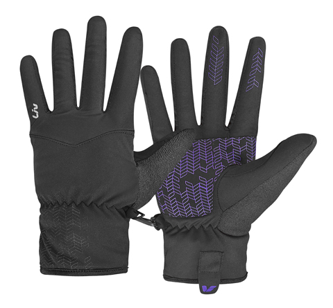 Liv Norsa X Cold Weather Gloves - Women's Color: Black