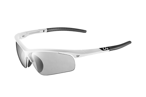 Liv Piercing Eyewear NXT Varia Lens Color | Lens: Matte White | Gray Photochromic