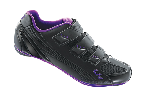 Liv Regalo Road Shoe - Women's Color: Black/Purple
