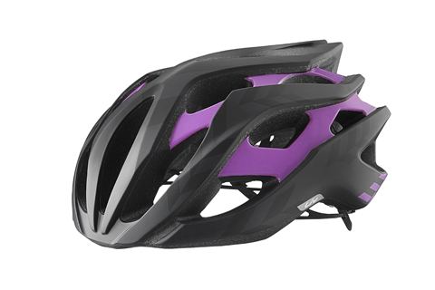 Liv Rev Helmet Color: Black/Purple