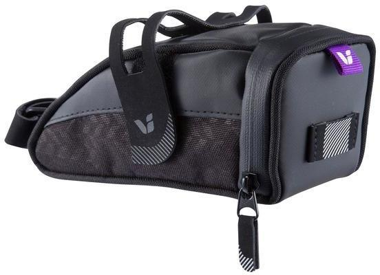 Liv Vecta Seat Bag Color: Black/Purple