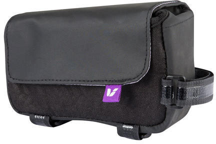 Liv Vecta Top Tube Bag Color: Black/Purple