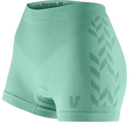 Liv Vera Inner Cycling Short Color: Aqua