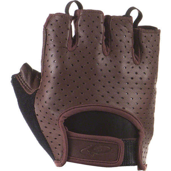 Lizard Skins Aramus Classic Gloves Color: Brown