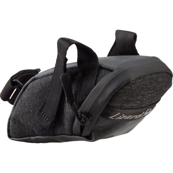Lizard Skins Cache Seat Bag Color: Black