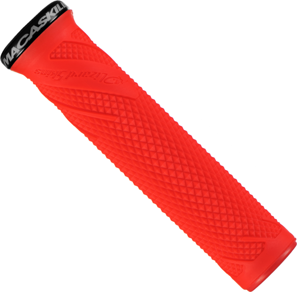 Lizard Skins Danny MacAskill Lock-On Grips Color: Red