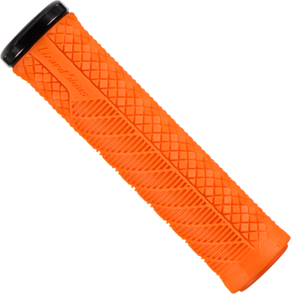 Lizard Skins Lock-On Charger Evo Color: Blaze Orange