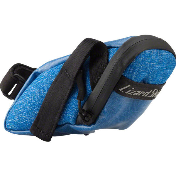 Lizard Skins Micro Cache Seat Bag Color: Blue
