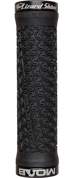 Lizard Skins Lock-On Moab Grip Color: Black