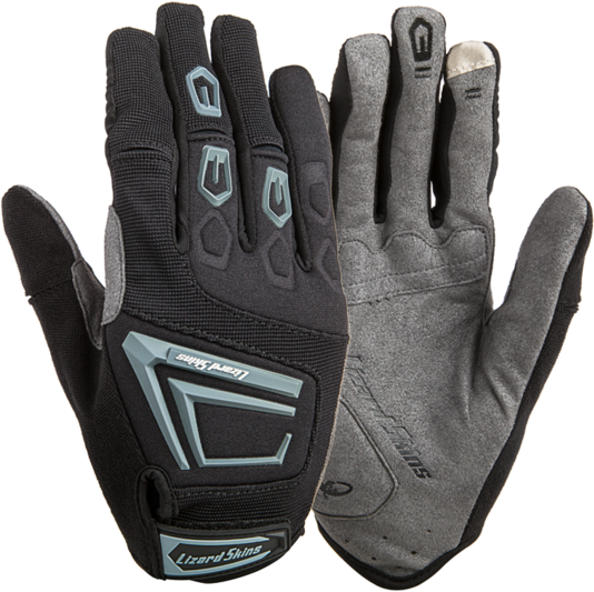 Lizard Skins Monitor 2.0 Gloves Color: Black