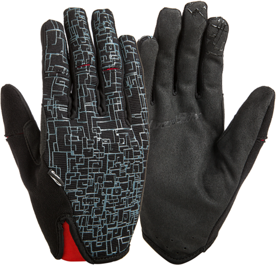 Lizard Skins Monitor 3.0 Gloves Color: Black