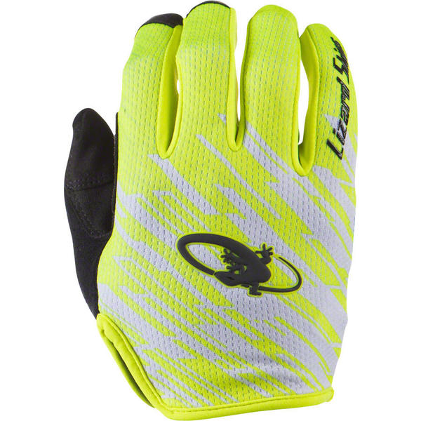 Lizard Skins Monitor Gloves Color: Neon Strike