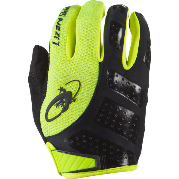 Lizard Skins Monitor SL Gloves Color: Jet Black/Neon
