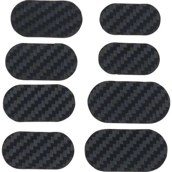Lizard Skins Patch Kit Color: Carbon Leather