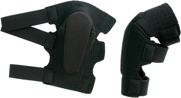 Lizard Skins Soft Elbow Pad Color: Black