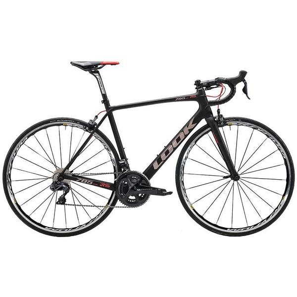 Look 785 Huez RS - Ultegra Di2 Color: Black Reflect Matte