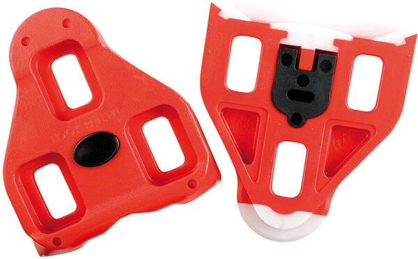 LOOK Delta Cleats Cleat Compatibility | Color | Float: Look Delta | Red | 9°