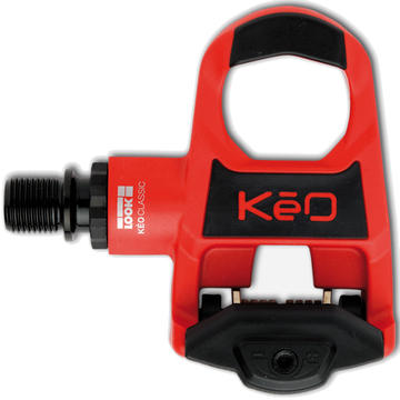Look Keo Classic Color: Red