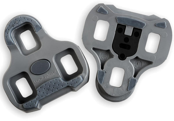 Look Keo Grip Cleats Cleat Compatibility | Color | Model: SPD-SL | Gray | 4.5° float