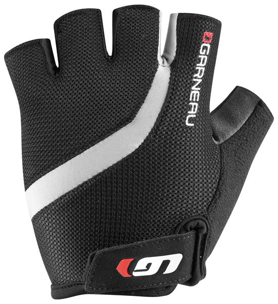 Louis Garneau Biogel RX-V Cycling Gloves Color: Black