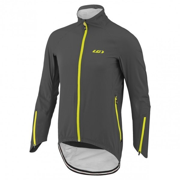 Louis Garneau 4 Seasons Jacket Color: Asphalt