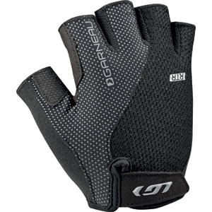 Louis Garneau Air Gel + RTR Cycling Gloves Color: Black