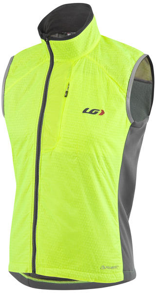 Louis Garneau Alpha Vest Color: Bright Yellow