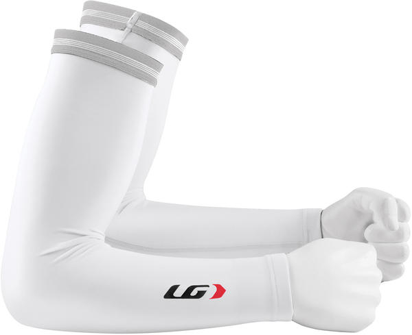 Louis Garneau Arm Warmers 2 Color: White