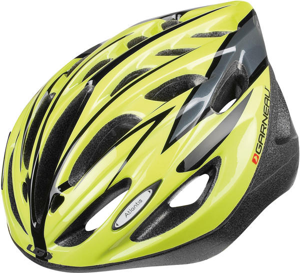 Louis Garneau Atlantis Helmet Color: Lime Green