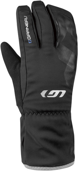 Louis Garneau Bigwill Gloves Color: Black