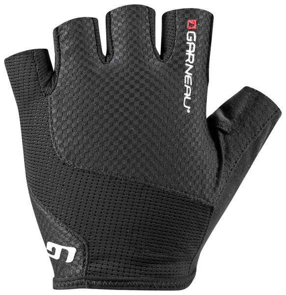Louis Garneau Nimbus Evo Gloves Color: Black