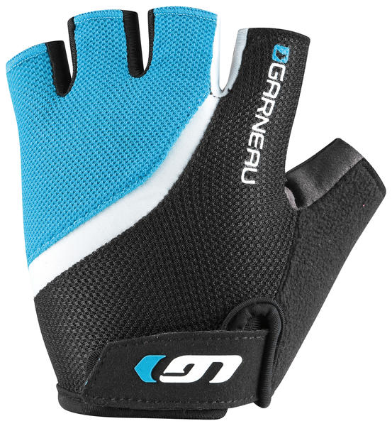 Garneau Women's Biogel Rx-v Cycling Gloves Color: Atomic Blue